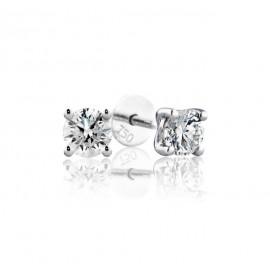 0.20 cts D VS Round Brilliant Diamonds