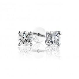 0.30 cts D VS Round Brilliant Diamonds