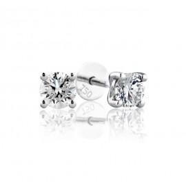 0.40 cts F VS Round Brilliant Diamonds