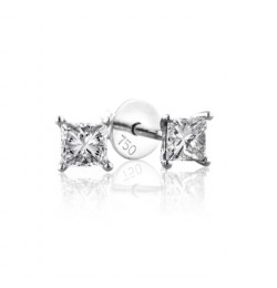 0.70 cts F VS Princess Cut Diamonds