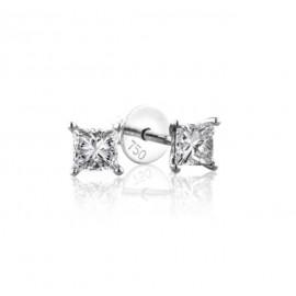0.30 cts E VS Princess Cut Diamonds