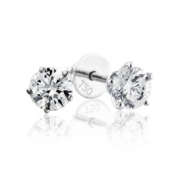 GIA Certified 1.01 cts & 1.03 cts D VS2 Round Brilliant Diamonds