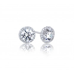 GIA Glamour 0.50cts E VS1 & VS2 Round Brilliant Diamond