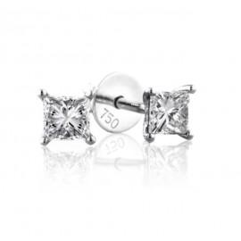 GIA Certified 1.51 cts F VS2 Princess Cut Diamond