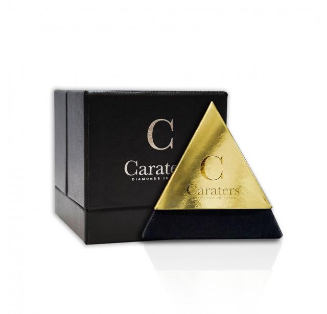 GIA Glamour 0.50cts (x2) E VS1 Round Brilliant Diamond