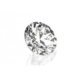 1.03 cts D VS2 Round Brilliant Solitaire Diamond B-2-B