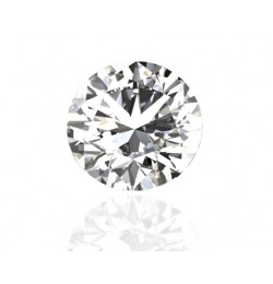 1.31 cts E VVS2 Round Brilliant Solitaire Diamond B-2-B
