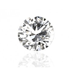 GIA Certified 1.24 cts F VS1 Round Brilliant Solitaire Diamond B-2-B