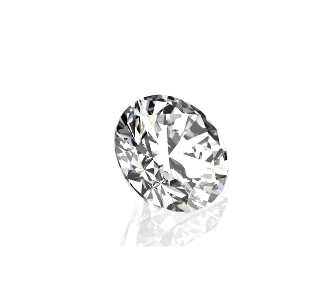 GIA Certified 2.01 cts E VS2 Round Brilliant Solitaire Diamond B-2-B