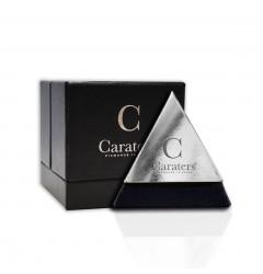 0.10 cts (x2) F VS Round Brilliant Diamonds