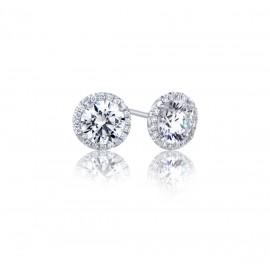 Caraters Glamour 0.40 cts E VS Round Brilliant Diamonds