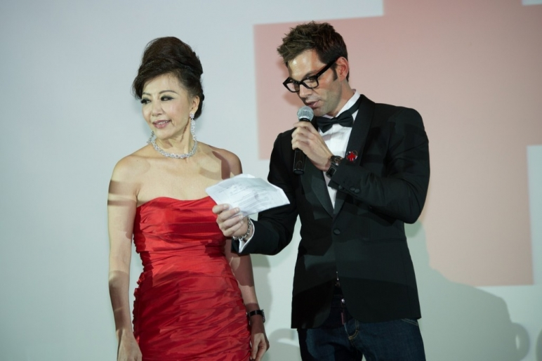 Red Cross Fashion For Humanity – 29 August 2013